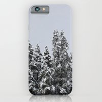 White Forest iPhone 6 Slim Case