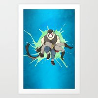 Play Time Art Print