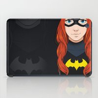 Batgirl iPad Case