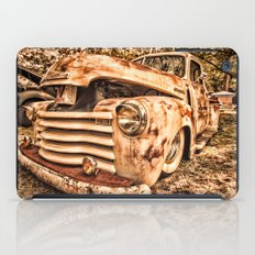 Old pickup ( Photo by Antal Ullmann ) iPad Case