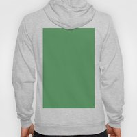 Middle Green Hoody