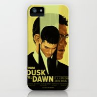 From Dusk Till Dawn iPhone (5, 5s) Slim Case