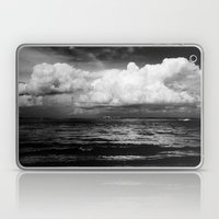 Clouds over the Causeway Laptop & iPad Skin