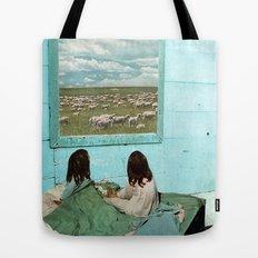 COUNT SHEEP Tote Bag