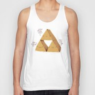 The Try Force. Unisex Tank Top