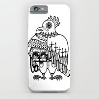 iPhone & iPod Case featuring The Machine by Natsuki Otani