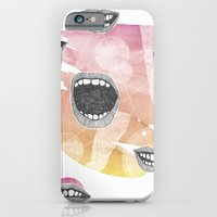 Mouths iPhone 6 Slim Case