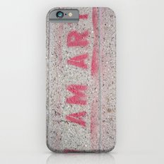 I Am Art iPhone 6s Slim Case