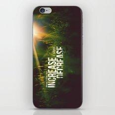 HE > i iPhone & iPod Skin