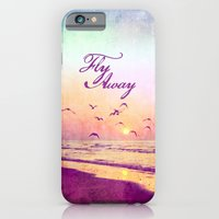 iPhone & iPod Case featuring Fly Away  - for iphone by Simone Morana Cyla
