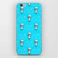 Have You Seen My Vespa? iPhone & iPod Skin