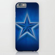 Blue Star Slim Case iPhone 6s