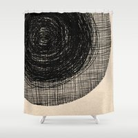 - the pong - Shower Curtain