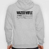 Wazer Wifle Poster Hoody