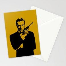 James Bond 007 Stationery Cards