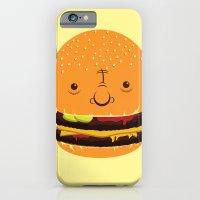 Cheeseburgerhead iPhone 6 Slim Case