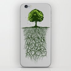 Know Your Roots  iPhone & iPod Skin