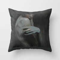 Barefoot II Throw Pillow