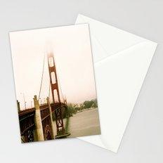 GG Bridge San Francisco Stationery Cards