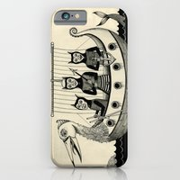 iPhone & iPod Case featuring The Harpooners  by Jon MacNair