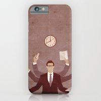 Multitasking iPhone 6 Slim Case