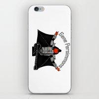 Gene Persimmons iPhone & iPod Skin