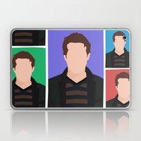 Ryan Reynolds Portrait Laptop & iPad Skin
