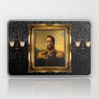 will.i.am - replaceface Laptop & iPad Skin