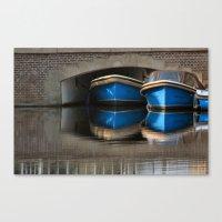 Wet Dreams of Amsterdam Canvas Print