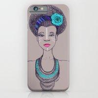 Africaine 1 iPhone 6 Slim Case