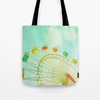 I Remember Summer Tote Bag