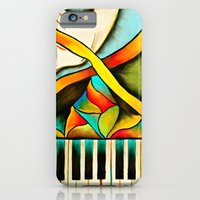 Piano- Behold iPhone 6 Slim Case
