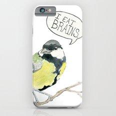 I Eat Brains iPhone 6 Slim Case