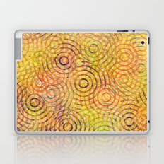 rainbow drizzle Laptop & iPad Skin