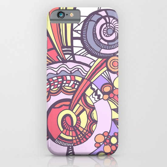 my doodles 3B iPhone & iPod Case
