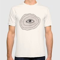 untitled Mens Fitted Tee Natural SMALL