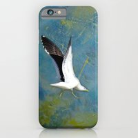 iPhone Cases featuring Jeffy Seagull by CrismanArt
