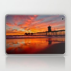 HB Sunsets   12/20/15  ~… Laptop & iPad Skin