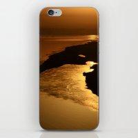 Golden Hour At The Praya… iPhone & iPod Skin