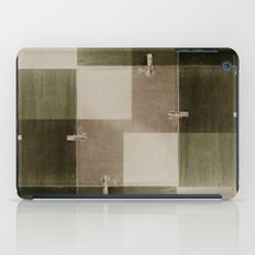 random pattern iPad Case