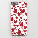 Valentines Pattern  iPhone & iPod Case