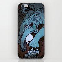 Weretiger - Cool iPhone & iPod Skin