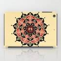Lotus Peace Print Red Edition iPad Case