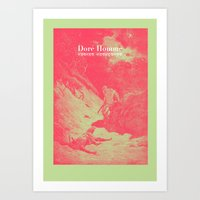 Doré Homme - Cain Kills… Art Print