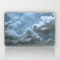 Wonder Cloud Laptop & iPad Skin