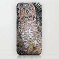 Owl Mosaic iPhone 6 Slim Case
