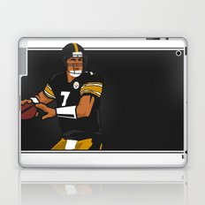 Big Ben - Steelers QB Laptop & iPad Skin
