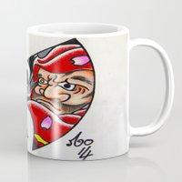 Enter The Daruma Mug