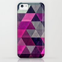 iPhone 5c Cases featuring hylyoxrype by Spires