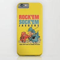 ROCK 'EM, SOCK 'EM JAEGERS iPhone 6 Slim Case